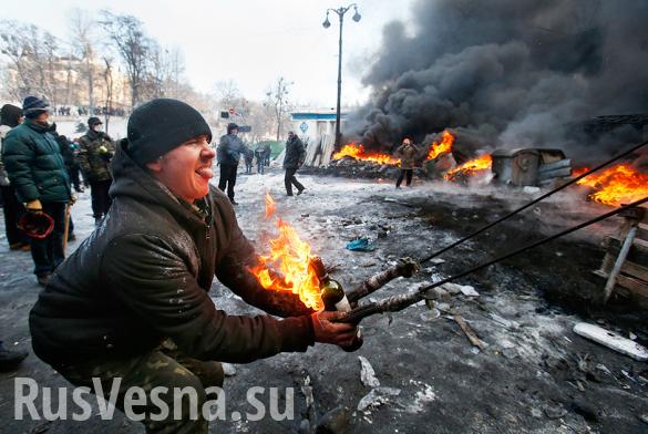 Госперевороту на Украине пять лет: почему Янукович не разогнал Майдан | Русская весна