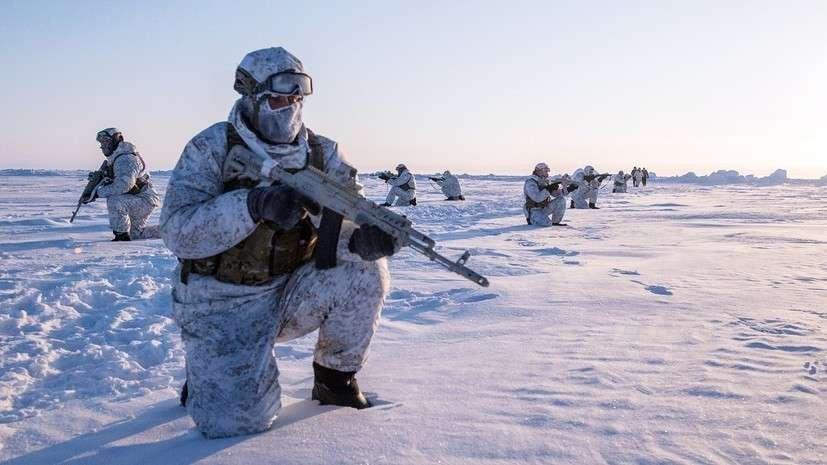 Битва за Арктику. США пытаются остановить доминирование России и Китая
