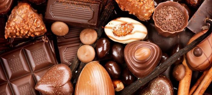 Экспорт российский шоколадной продукции в2018годудостиг нового рекорда