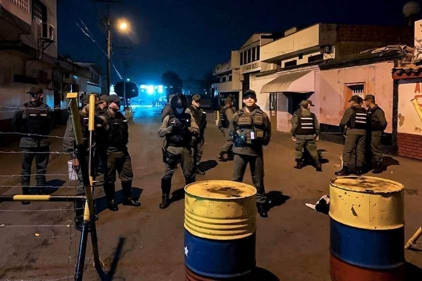 Венесуэла развернула вооруженные силы на границе с Колумбией и будет защищаться от агрессора