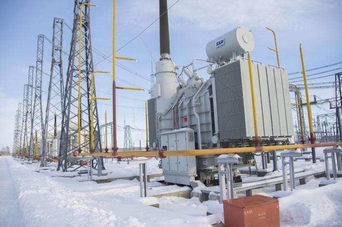 ВОмской области запущена новая подстанция соединившая энергосистемы Сибири и Урала