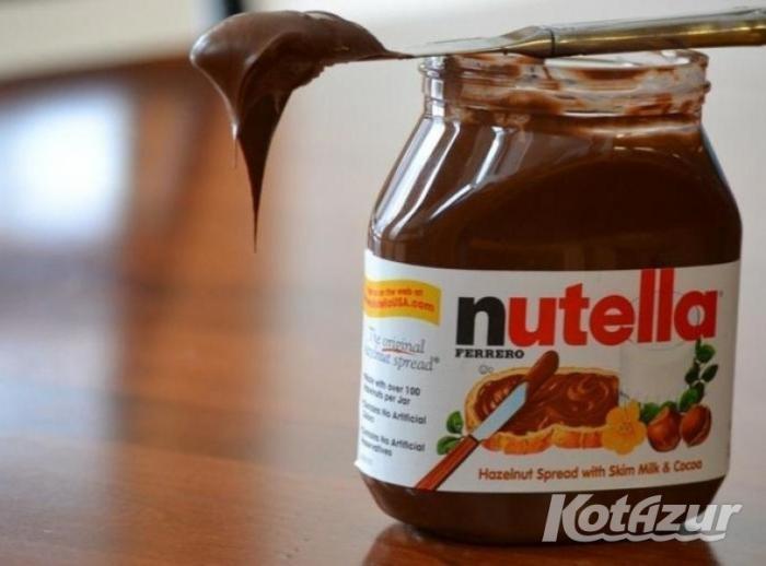 Во Франции закрыли крупнейший в мире завод Nutella из-за низкого качества компонентов пасты