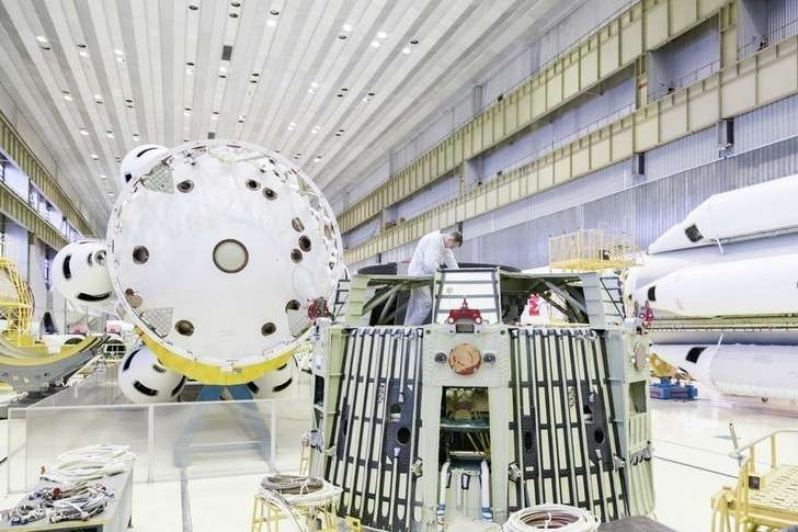 Уникальный Репортаж с РКЦ Хруничева, где делают ракеты-носители Протон-М и Ангара