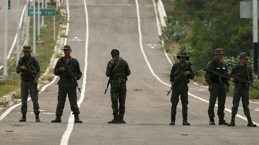 Мадуро дал колумбийским дипломатам 24 часа на выезд из страны