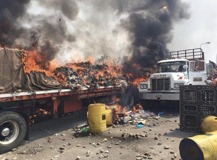 Коротко по Венесуэле. Мадуро выиграл раунд но борьба продолжается