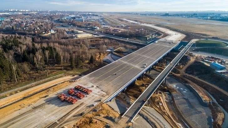 Мост для самолетов в Шереметьево выдержит даже 600-тонную «Мрию»