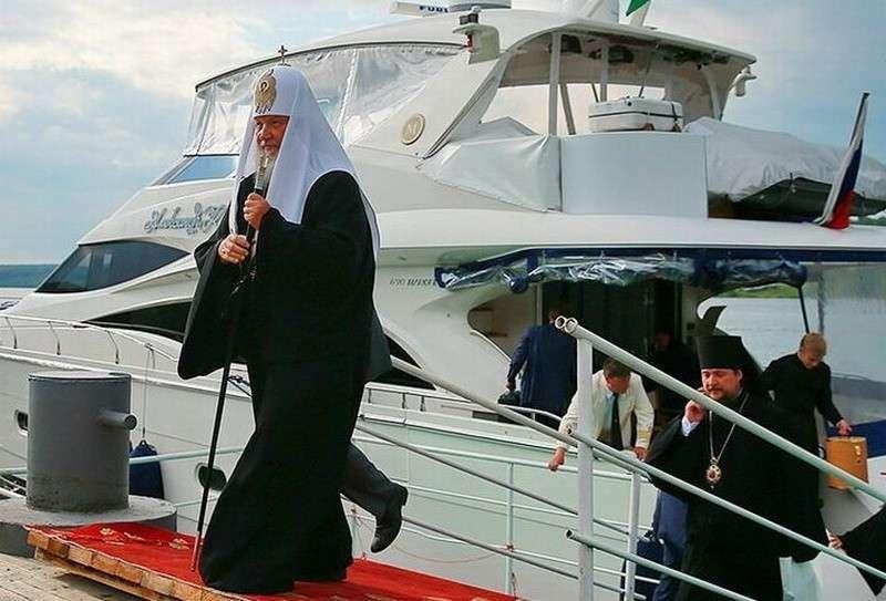 Патриарха Кирилла не позвали на Послание президента Федеральному собранию 2019