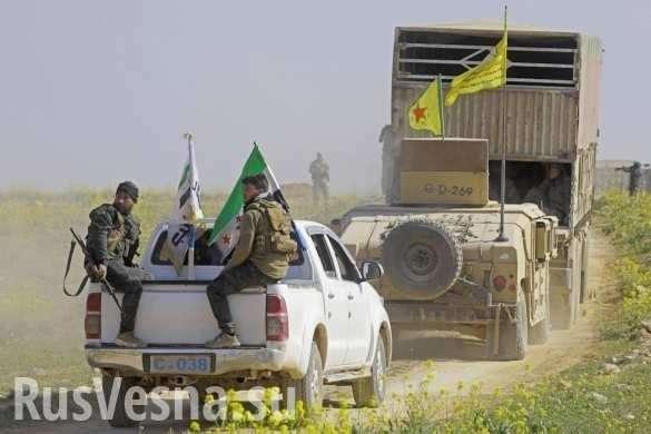 Сирия: зона оккупации США трещит по швам – народ восстаёт, боевики бегут (ВИДЕО) | Русская весна