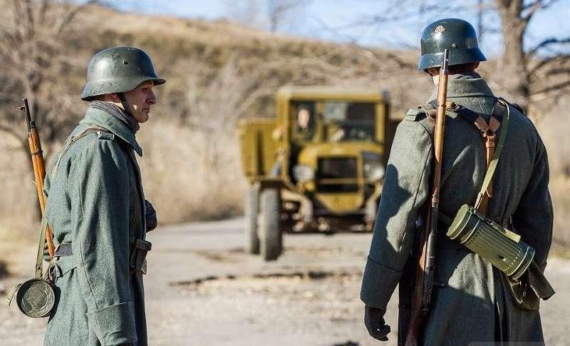 «Это шок!» – оккупированный Краматорск превращается в фашистскую Германию (ФОТО)