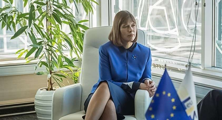 Эстонский провал: абсурдная речь президента страны