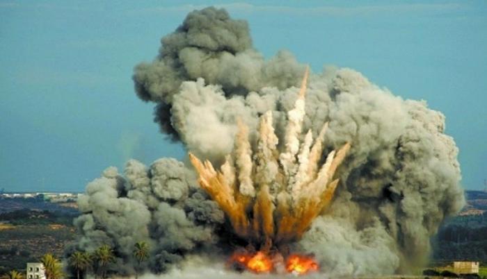 Идлиб. ВКС России начали громить позиции боевиков в Сирии