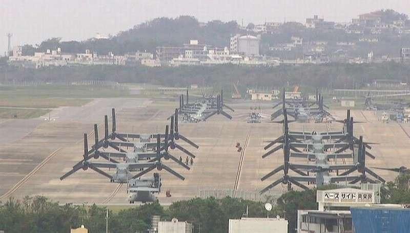 70 % жителей японского острова Окинавы выступили против новой военной базы США