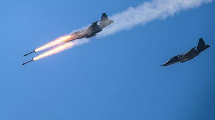 ВВС Сирии нанесли удары по американским наёмникам в Идлибе