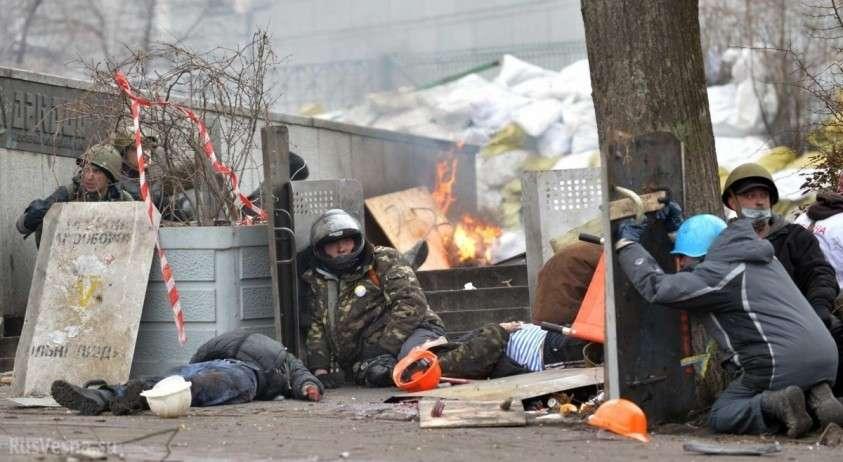 Нынешние украинские власти причастны к расстрелу на Майдане – новое журналистское расследование (ВИДЕО)