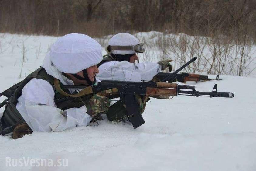 Сводка о военной ситуации на Донбассе: ВСУ готовят провокации на мариупольском направлении