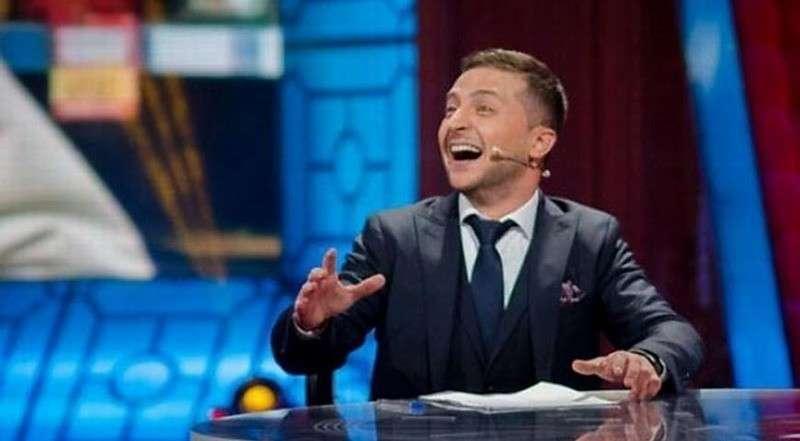 Комик Зеленский – в президенты Украины: не первый и не последний юморист в большой политике