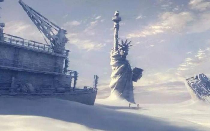 В Канаде и США зафиксированы вековые рекорды холода. Глобальное потепление говоришь?