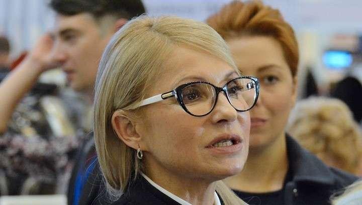 Выборы на Украине: Тимошенко начнет процедуру импичмента Порошенко