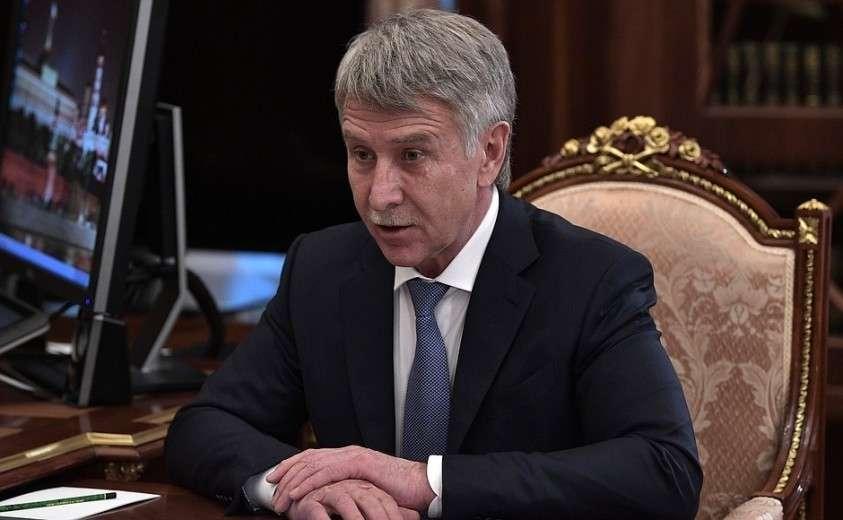 Председатель правления компании «НОВАТЭК» Леонид Михельсон.