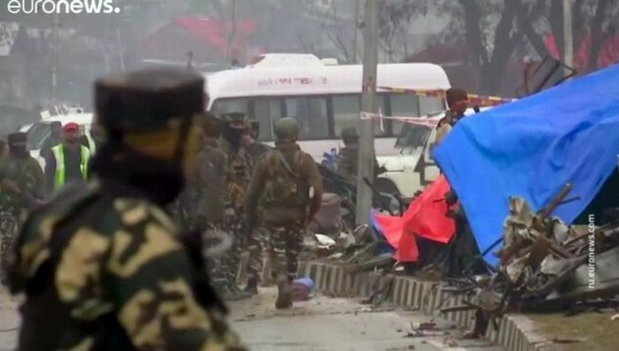 Индия нанесла авиаудар по территории подконтрольной Пакистану части Кашмира