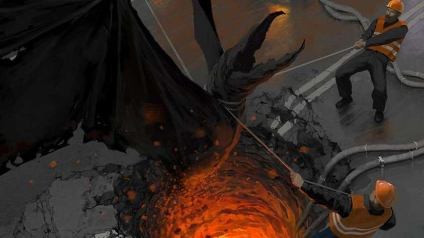 Кольская скважина – «колодец в ад»: какие тайны скрывала сверхглубокая скважина?
