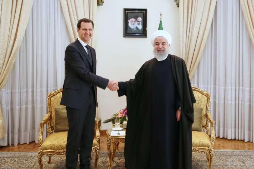 Глава Сирии Башар Асад приехал с официальным визитом в Иран