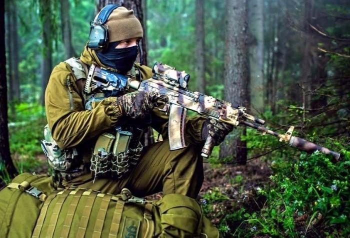ССО России – Силы специальных операций – элитные воины Генерального штаба РФ