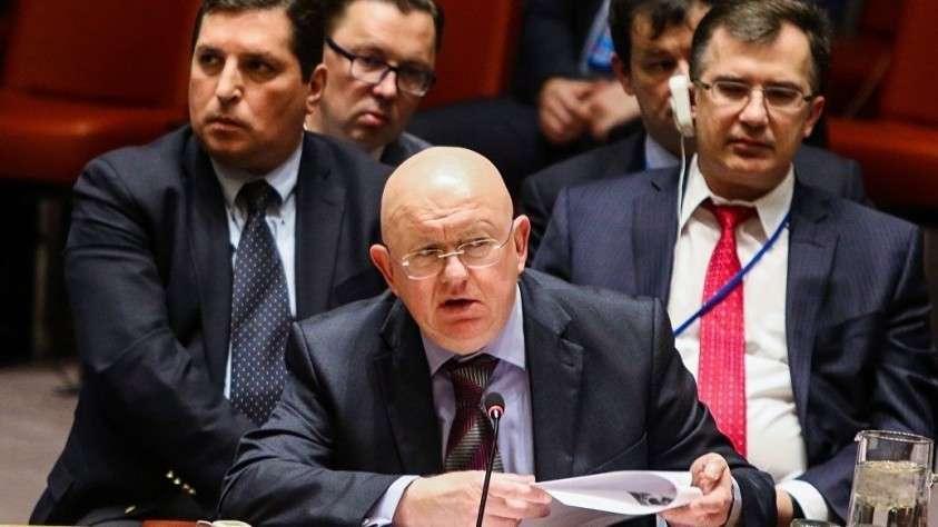 Небензя: США и Британия ограбили Венесуэлу на 30 млрд