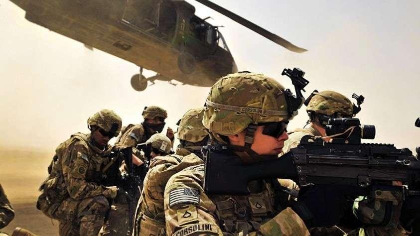 Солдаты США сходят с ума и сворачивают на тропу террора