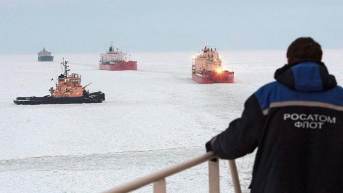 """Вышли в """"Лидеры"""". Конкурентов в Арктике у России пока не наблюдается"""