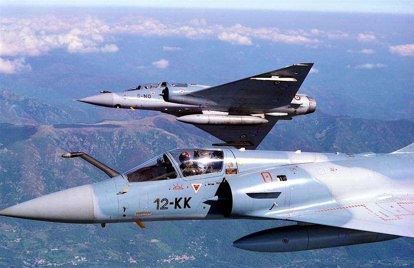 Пакистан сбил два самолета ВВС Индии