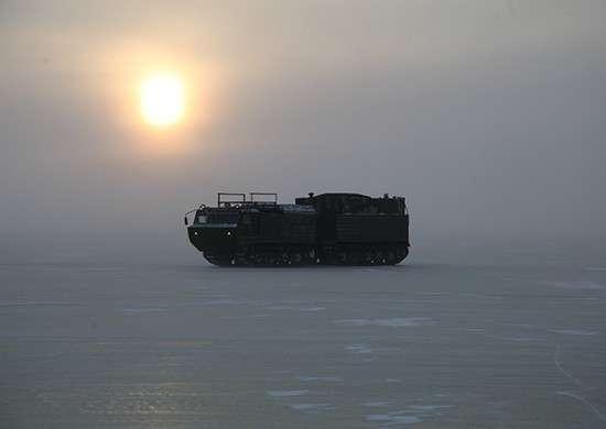 Партия ДТ-10ПМ «Витязь» принята на вооружение
