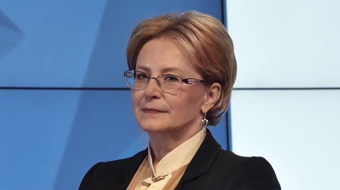 Вероника Скворцова опять беззастенчиво врёт про свои заслуги в медицине