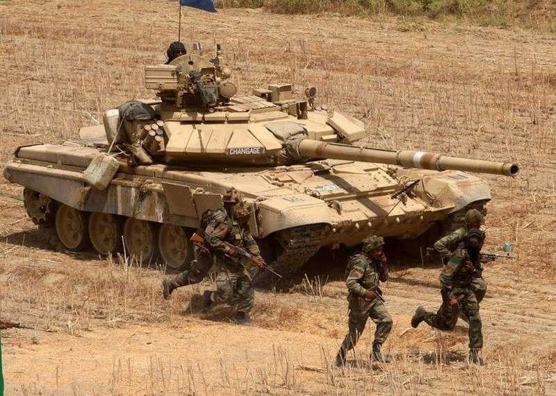 Армия Индии приведена в полную боевую готовность
