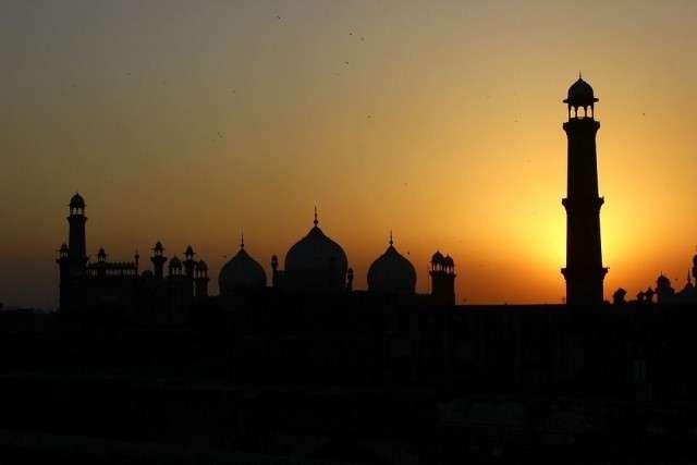 Пакистан, город Лахор