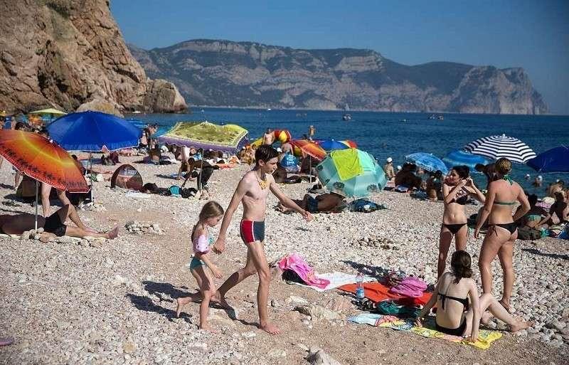 Отдых в Крыму: запланирован новый туристический рекорд