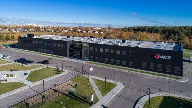 Производственный комплекс компании «Лазерные системы» открыт в Санкт-Петербурге