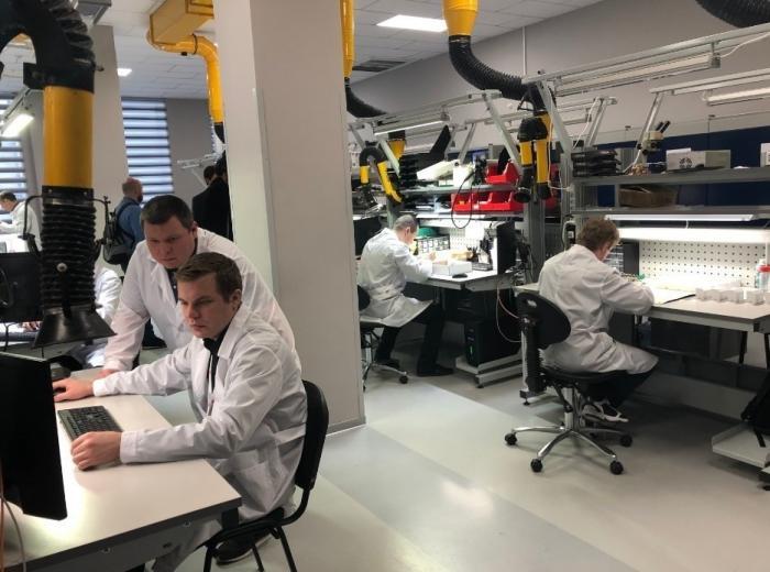 Санкт-Петербург: завод компании «Лазерные системы» открыт