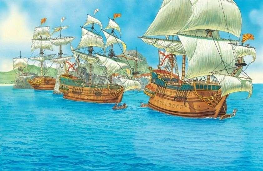 Как на самом деле проходили морские бои – Новое время
