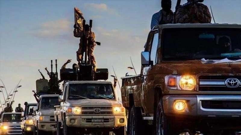 Сирия. Боевики США устроили «ад» в лагере Аль-Рукбан