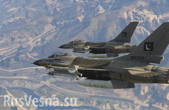 Воздушный бой между Индией и Пакистаном – подробности (ВИДЕО) | Русская весна