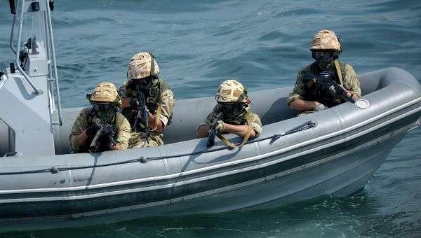 Военнослужащие Черноморского флота. Архивное фото