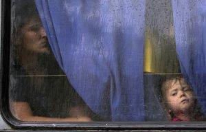 За статусом беженца или временным убежищем в РФ обратились более 219 тыс. граждан Украины