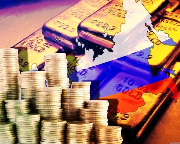 Международные резервы России занеделю выросли на5,9 млрд долларов