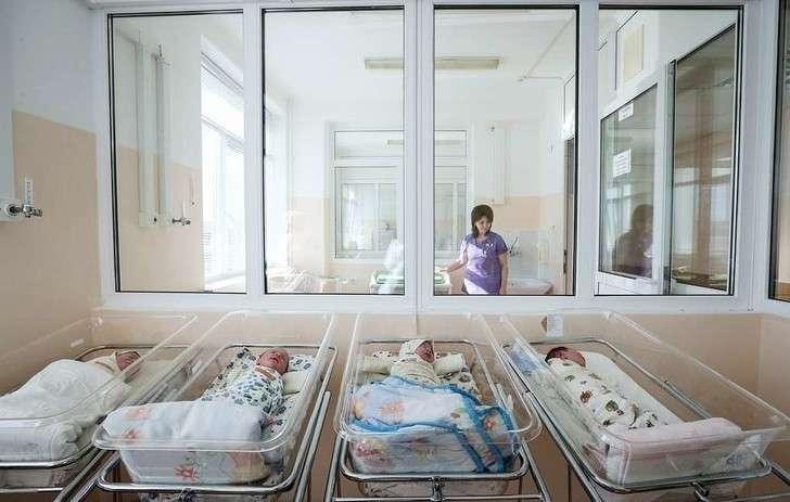 Материнская смертность в России сократилась в четыре раза с 2000 года