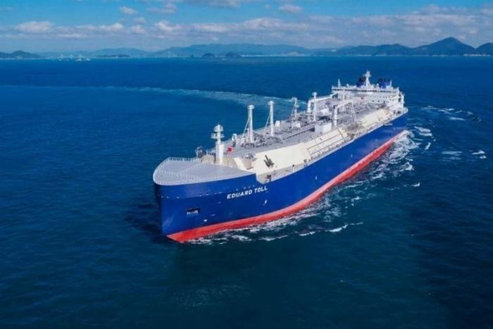 Россия заняла первое место по поставкам СПГ в Европу