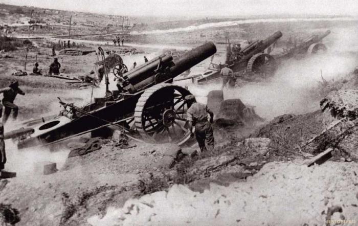 Первая мировая война – что не так с этой странной войной
