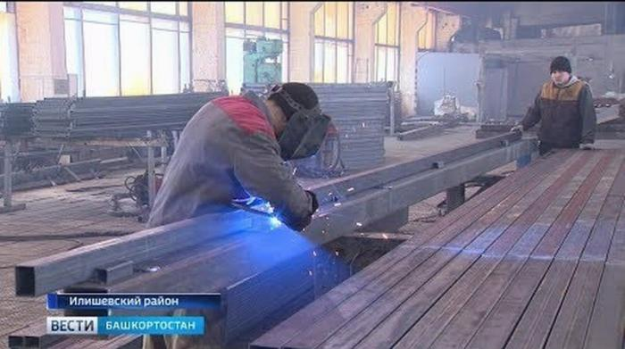 ВБашкирии наладили новое серийное производство быстровозводимых теплиц