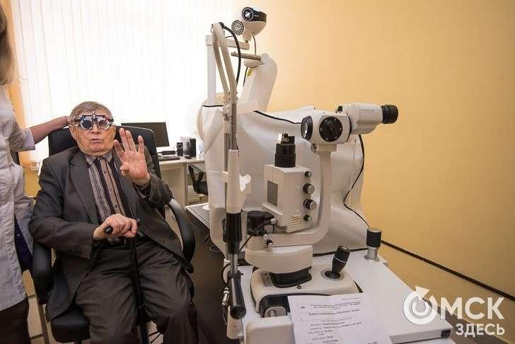 В Омске открыли новую поликлинику