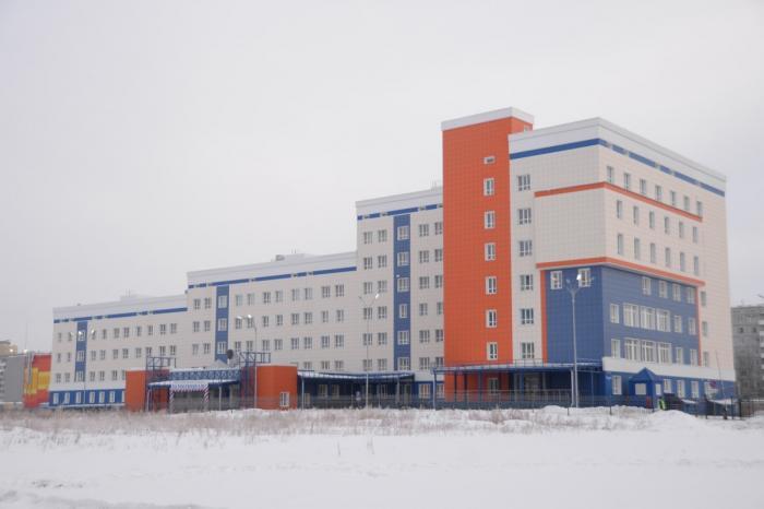 ВОмске открыли новую поликлинику на 1000 посещений в сутки